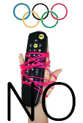 With the exception of the opening ceremony, I decided to boycott the TV coverage of the Olympics. China did not convince me it deserved them.